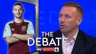 Is Andy Carroll heading to Chelsea? | Craig Bellamy & Dennis Wise | The Debate
