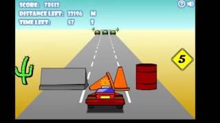 Crazy Taxi (Coolmath) Gameplay