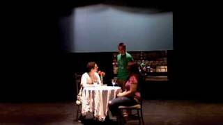 Canker Sores and Other Distractions Pt 1 by Christopher Durang