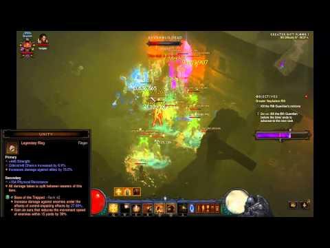 Diablo 3 Reaper of Souls - Rolands Crusader Guide (GR37)