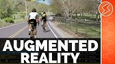 Zwift v  Rouvy (Augmented Reality in 2019) - YouTube