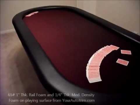 Home Made Poker Table In Houston TX