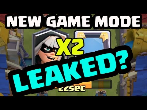 NEXT UPDATE LEAKED? Clash Royale INSANE Game Mode (LITERALLY!)