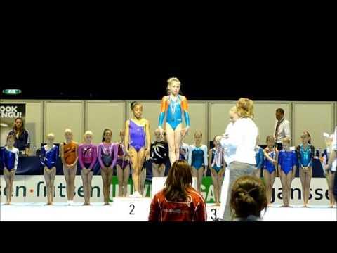 Fantastic Gymnastic 15 juni 2013 Sanne