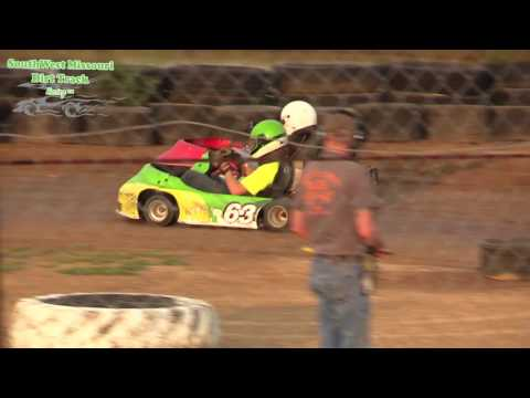 Dallas County Raceway Heat Races All Class August 8, 2017