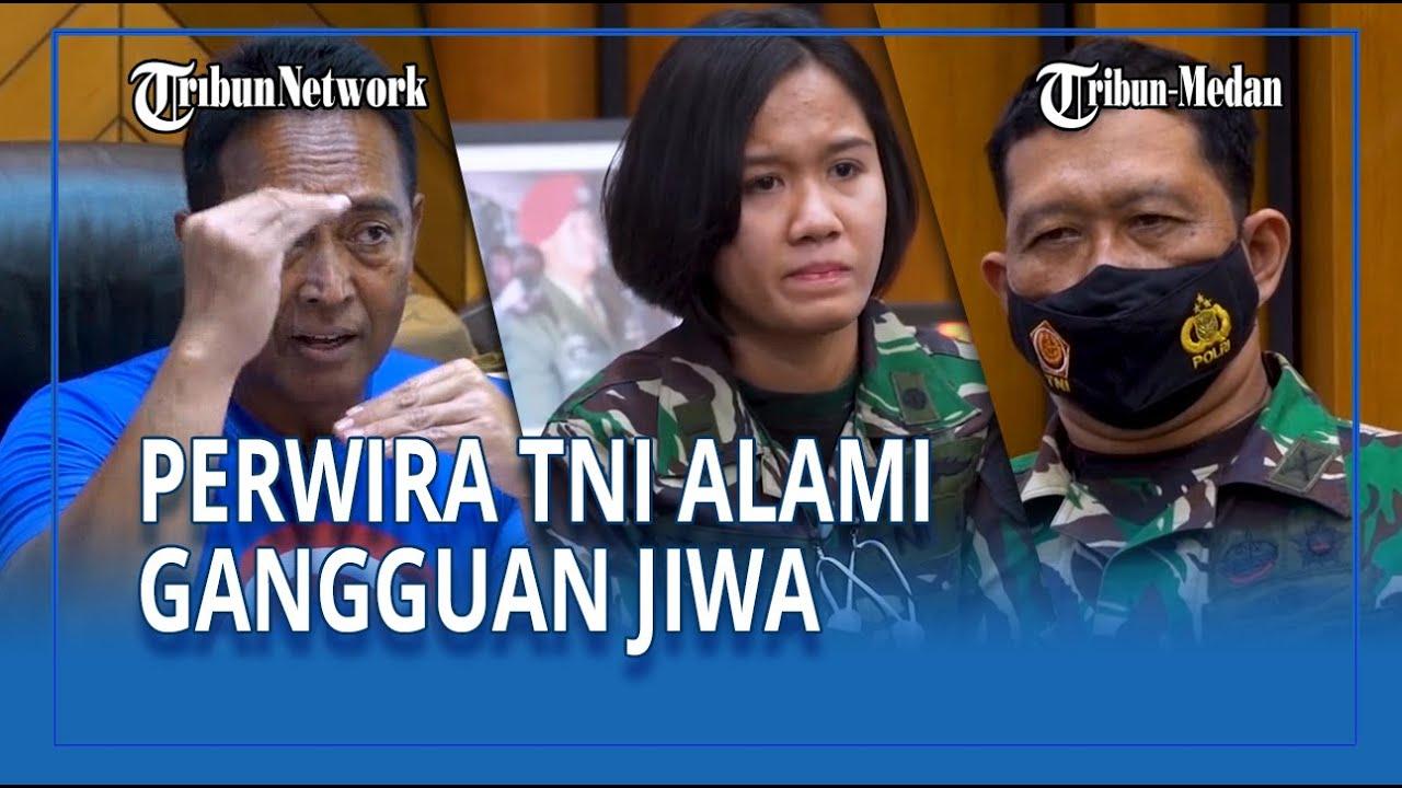 Download Jenderal TNI Andika Perkasa Kawal Penyembuhan Perwira TNI AD yang Alami Gangguan Jiwa