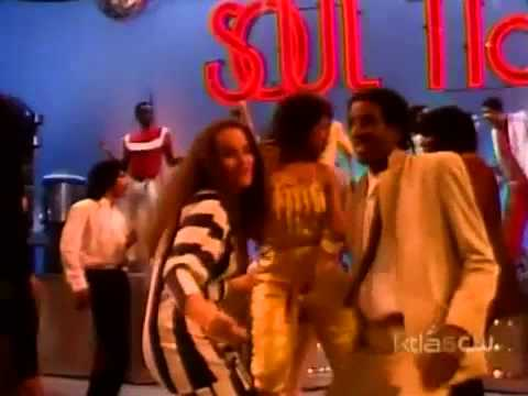 Soul Train Dancers 1983 (Marvin Gaye - Joy)