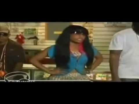 Nicki Minaj - Gettin Paid Official Video