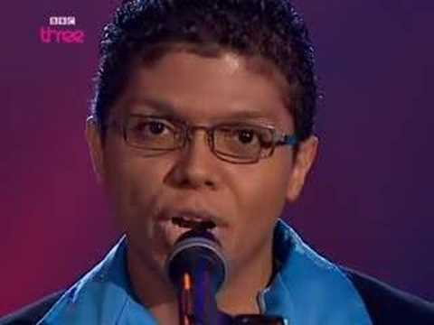 Tay Zonday 'Smile' - Lily Allen and Friends - BBC Three