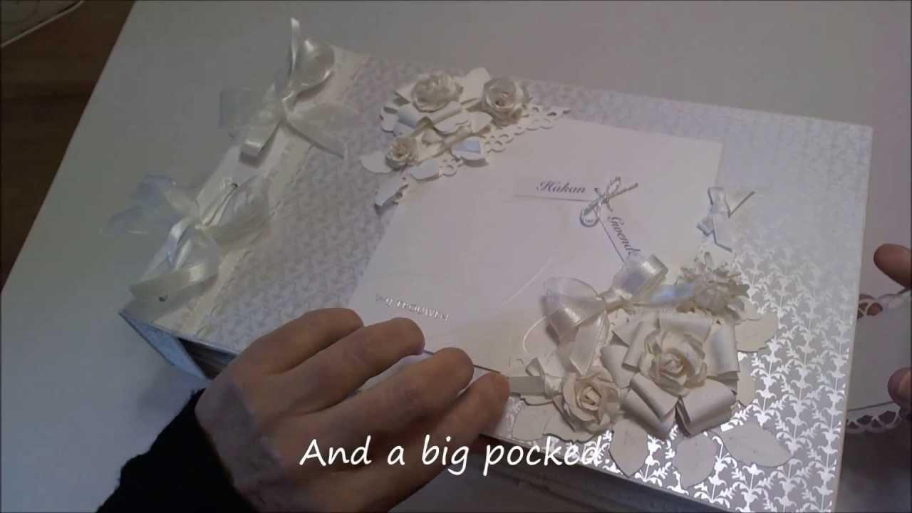 How to scrapbook wedding album - How To Scrapbook Wedding Album 43