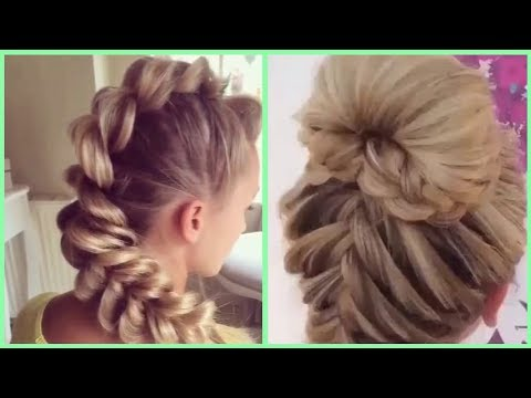 Natural Hairstyles For Women ✶ Different Hairstyles For Women ✶ Hair Updos For Indian Weddings