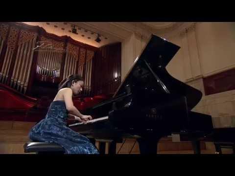 Mayaka Nakagawa – Polonaise in E flat minor Op. 26 No. 2 (second stage)