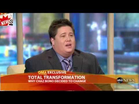 Chaz Bono On GMA: Gender Is Between Your Ears, Not Between Your Legs