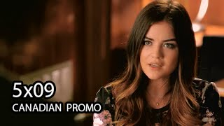 "Pretty Little Liars 5x09 CANADIAN Promo - ""March of Crimes"" - Season 5 Episode 9"