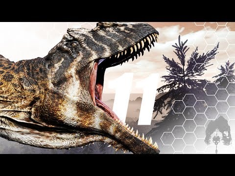 The Isle [11] Giganotosaurus Gameplay (german/deutsch) Isla Nycta