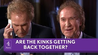 Ray Davies on Kinks reunion, getting shot, history, musical telepathy & Brexit - extended interview