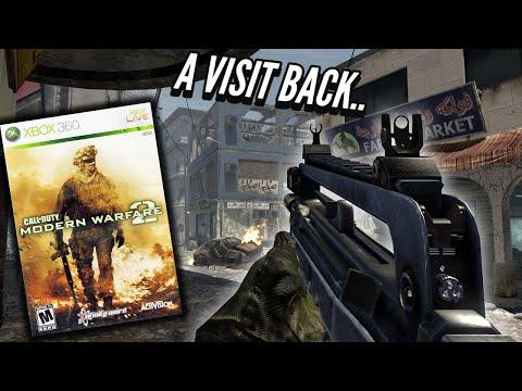 A Trip Back To Modern Warfare 2..