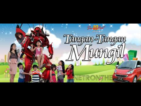 Gita Gutawa - Ayo (Come On) [ OST Tangan Tangan Mungil ]