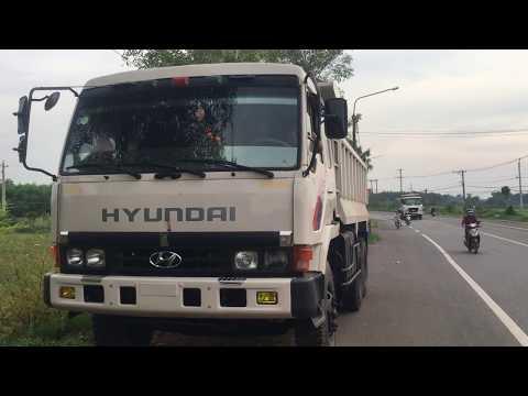 Xe ben Hyundai 15 tn 3 ch n i c 1995 1998 chy san lp. LH I 0909126932