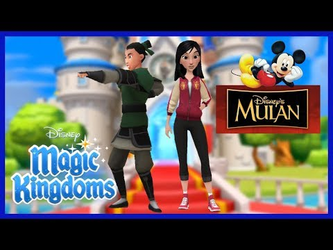 MULAN TOWER CHALLENGE | Disney Magic Kingdoms Gameplay