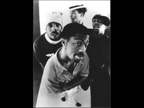 Pharcyde - She Says (Mike Caren Remix)