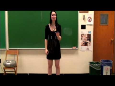 Mariahs Audition Video