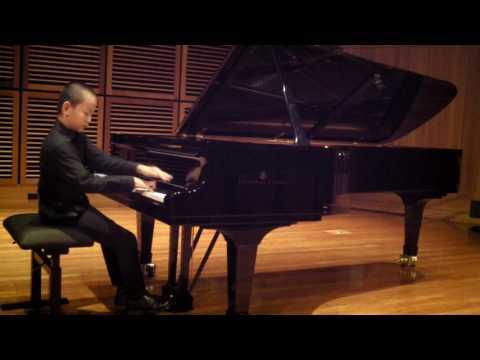 Joshua Zhi plays Notturno (O. Resphigi) and Etude Op. 740 No.24 (C. Czerny)