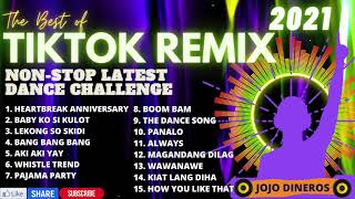 Download lagu New Tiktok Viral Song Remix 2021 | Latest Nonstop Dance Challenge | Dj Rowel Nonstop Remix