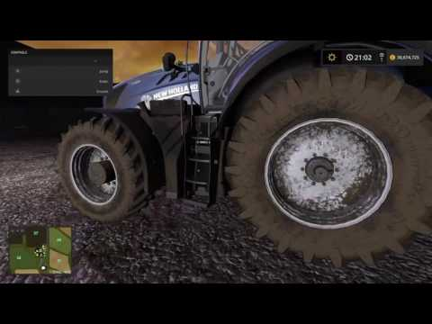 Farming simulator 17 general farming  duties