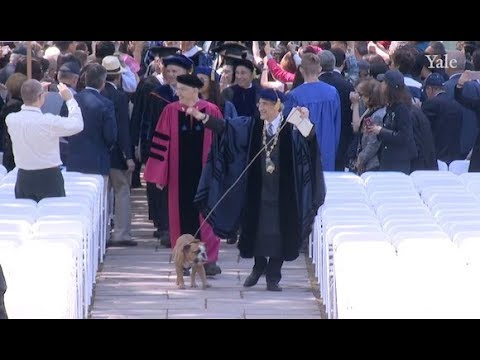 Yale Commencement 2018 Highlights