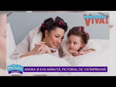 Andra si Eva Maruta, pictorial de vis impreuna in revista Viva!