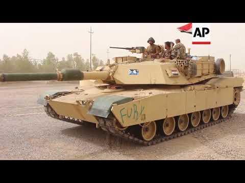 Iraqi armed forces puish towards IS-held Hawija