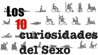 Curiosidades del Sexo - Los 10 - Top #10