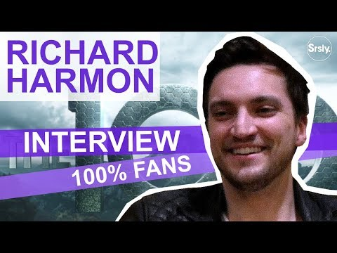 The 100   100%  : Richard Harmon
