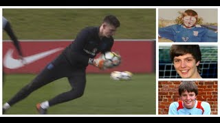Goalkeeper Nick Pope selected for England World Cup squad | ITV News