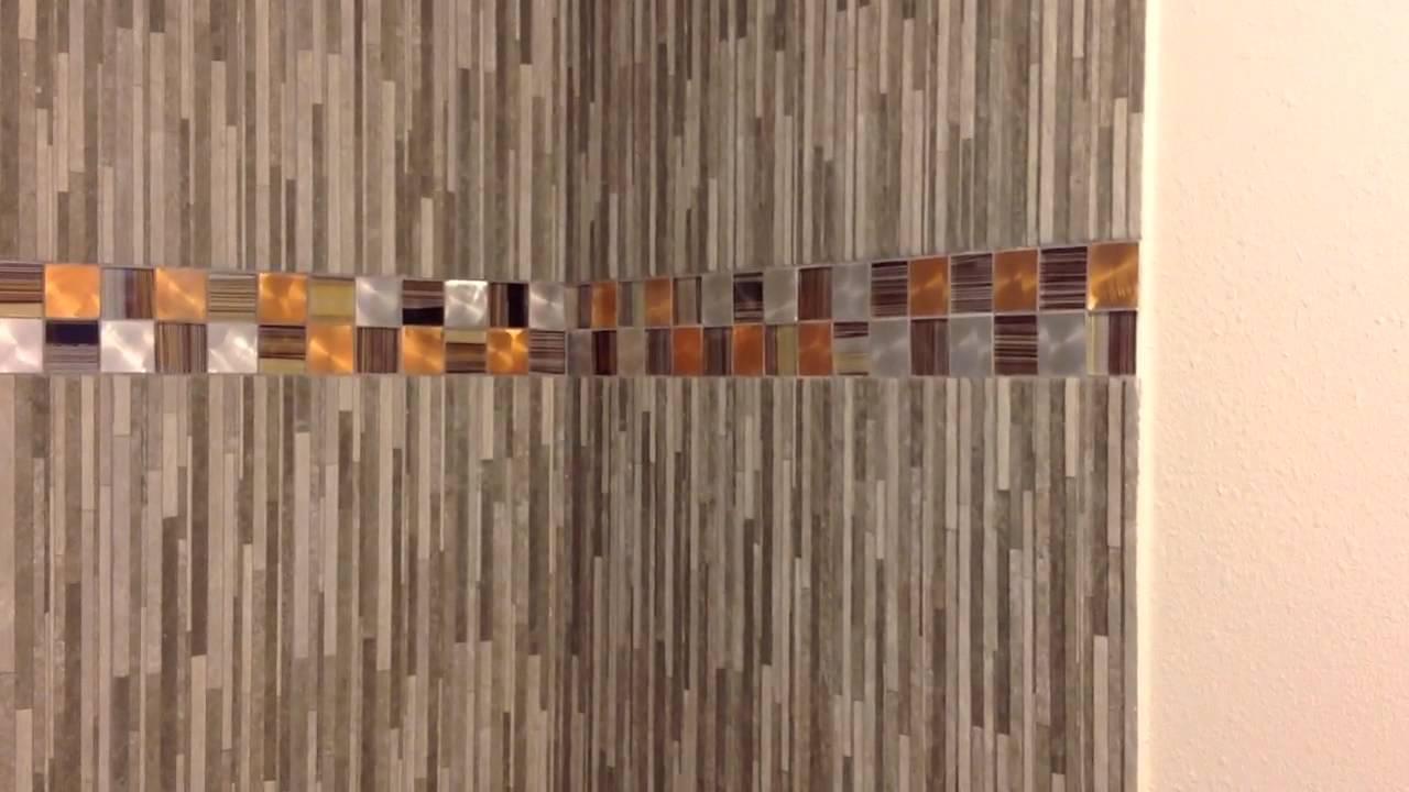 Mumbai Gris Stick Ceramic Tile