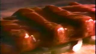 1994 - Even Fred Flintstone Craves the McRib