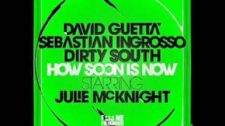 (www.maikelvanstenis.nl) David Guetta - How soon is now (radio edit)