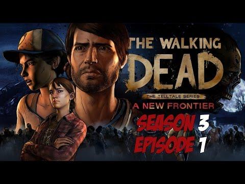 The Walking Dead - Season 3 - Episode 1 - Game Movie