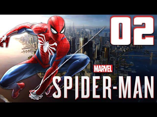 MARVEL'S SPIDERMAN REMASTERED | PS5 | Rediffusion - #2