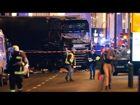 The Truth About the Berlin Christmas Market Attack