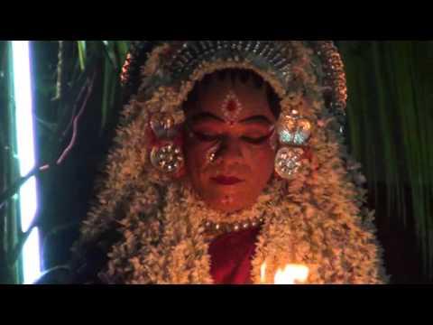 Bhūta kōla or spirit worship