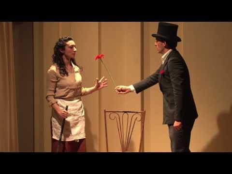 IN SCENA! Italian Theater Festival NY: RICCARDO AND LUCIA