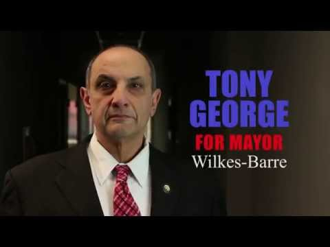 Tony George for Mayor, Hallway Spot