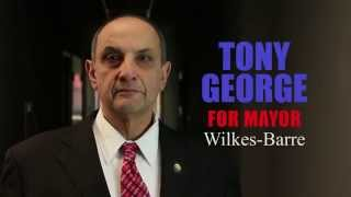 Tony George for Mayor, Hallway Spot