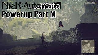 Nier Automata: Easy Powerup Part M