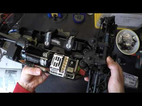 TeknoRC ET48.3 Tips by Double Edge Racing - Electronics Tray