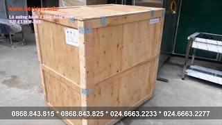 [ berjaya.info ] Lò nướng bánh 2 tầng dùng điện Berjaya model BJY-E13KW-2BD
