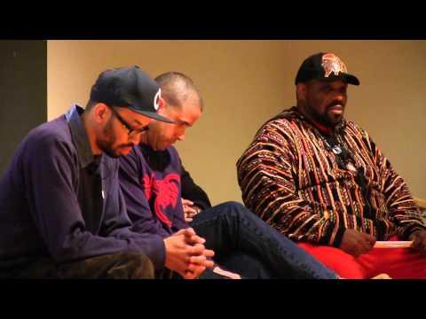 """Afrika Bambaataa talks about the roots of Hip Hop"""