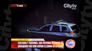 Impresionantes atracos en el centro de la ciudad | CityTv | Arriba Bogotá | enero 7